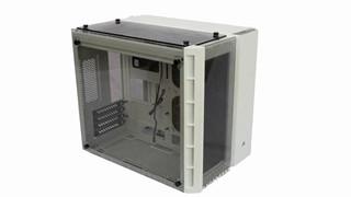 Trên tay nhanh Corsair Crystal 280X RGB - Chiếc case m-ATX nhỏ gọn, 3 mặt kính cường lực