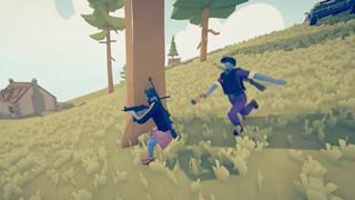 Totally Accurate Battlegrounds - Game sinh tồn phiên bản hoạt hình siêu vui nhộn và dễ gây nghiện
