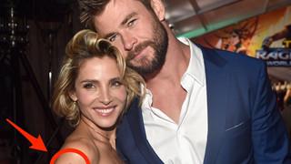 Đúng là định mệnh khi vợ của Thor xăm hình của anh khi cả hai chưa hề biết nhau