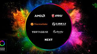 Phần mềm Razer Chroma sẽ có thể điều khiển được các thiết bị của hãng khác