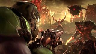 Doom Eternal chính thức được công bố, Doomslayer một mình chấp hết lũ quái vật hung tợn
