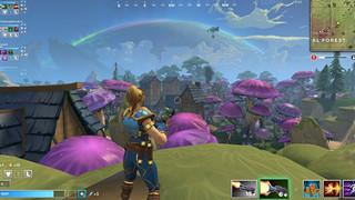 Tất tần tật về Realm Royale - Tựa game Battle Royale kết hợp phong cách Fortnite và PUBG