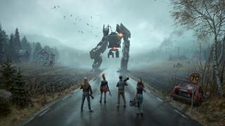 Generation Zero - Khi sự phát triển của máy móc khiến con người đi đến bước đường diệt vong