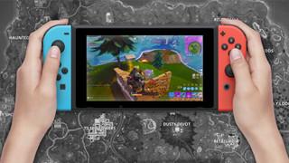 Fortnite lại thắng lớn với hơn 2 triệu lượt tải game trên hệ máy Switch vừa ra mắt