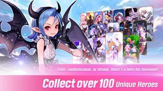 Knights Chronicle - Game nhập vai theo lượt với đồ họa chibi Nhật Bản cực dễ thương