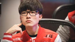 LMHT: Faker trở lại và một lần nữa đứng đầu bảng xếp hạng rank Hàn Quốc