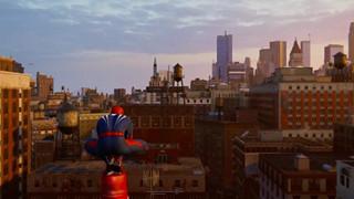 Rò rỉ bản đồ thế giới mở trong Spider-Man của Insomniac Games