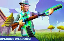 Rocket Royale - Game sinh tồn với đồ họa nhẹ nhàng và lối chơi vô cùng vui nhộn