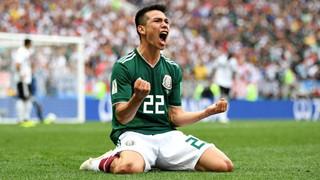 Sau khi chiến thắng Đức, Mexico ăn mừng đến nổi gây ra động đất nhẹ