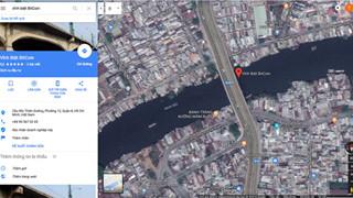 Bạn có biết Cây cầu vĩnh biệt Bitcoin trên Google Map là địa điểm nổi tiếng với những người chơi Bitcoin và cả cá độ bóng đá