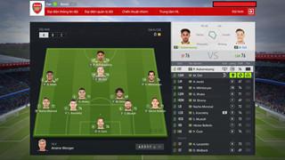 FIFA Online 4: Gợi ý xây dựng đội hình chuẩn chỉ để đá xếp hạng