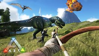 ARK: Survival Evolved đã chính thức xuất hiện trên iOS và Android