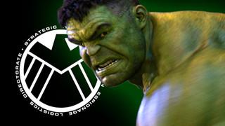 Giả thuyết Avengers 4: Hulk sẽ thành đặc vụ S.H.I.E.L.D trong Avengers 4