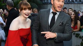 Star-Lord Chris Pratt đã tiết lộ hết nội dung của Avengers 4 cho nữ diễn viên Bryce