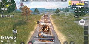 Toàn cảnh chế độ Death Racing xuất hiện tại Server thử nghiệm của Rules of Survival Trung Quốc