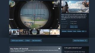 Rules of Survival sẽ được NetEase đưa trở lại Steam trong thời gian sớm nhất