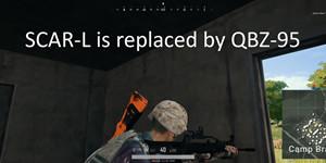 PUBG: Tìm hiểu về QBZ95 - Vũ khí độc quyền chỉ có ở bản đồ Sanhok