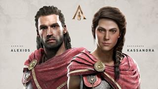 Nhân vật nữ của Assassin's Creed Odyssey sẽ có tuyến truyện chính