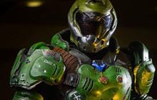 Choáng ngợp với bộ cosplay Doom tỉ lệ thật giống y hệt trong game bước ra
