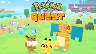 Pokémon Quest - Khám phá thế giới Pokemon dưới nền đồ họa khối vuông đặc sắc