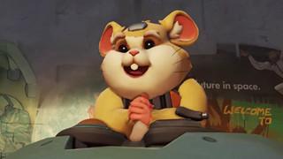 Overwatch hé lộ tướng mới làm cộng đồng ngã ngửa - Nguyên chú Hamster lái robot