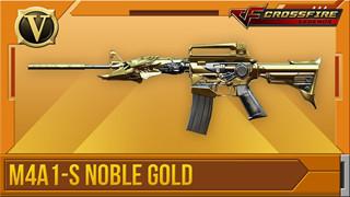 CFL trình làng vũ khí mới Kukri VIP Inferno, M4A1 Noble Gold, AK47 Noble Gold