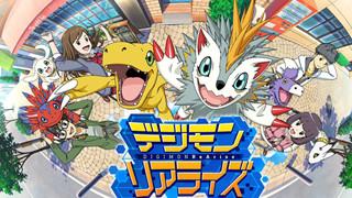 Digimon ReArise - Tượng đài Digimon một thời trở lại với tựa game mới toanh
