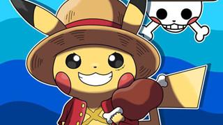 Khi Pikachu cosplay thành những nhân vật Anime nổi tiếng siêu ngầu