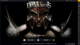 Darkness Rises - Hướng dẫn cách Giả Lập ngay trên PC để chơi game mượt nhất có thể