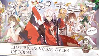 Food Fantasy - Game nhập vai kết hợp mở nhà hàng cho phép đăng kí trước