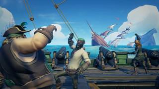 Cảm hứng về Battle Royale lây sang cả Sea of Thieves