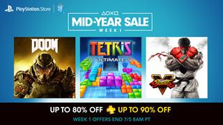Nóng bỏng tay khi Sony giảm giá hàng loạt tựa game PS4 cực hấp dẫn trong đợt giảm giá Mid - Year Sale