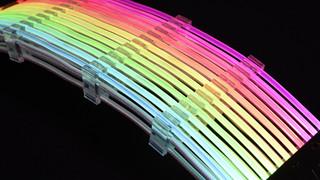 Cáp nguồn Strimer RGB của Lian Li đã có thể được đặt trước