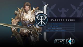 Lineage 2 Revolution: Hướng dẫn cơ bản cho Warlord - Cách nâng trang bị và kĩ năng mạnh nhất