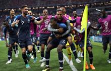 World Cup 2018 - Pháp quá mạnh Croatia buộc lòng phải chịu thất bại