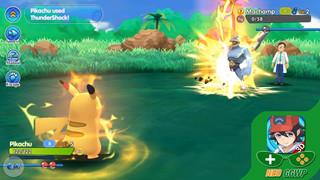 Pocketown - Liên Quân Poke - Hướng dẫn chi tiết và đầy đủ vị trí bắt tất cả các Pokemon mà Game Thủ mong muốn
