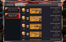 Crossfire Legends: Vào game hôm nay nhận ngay AK47 WuKong và phiếu Gem