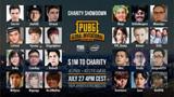"""PUBG Charity Showdown - Giải đấu từ thiện """"tiền tỷ"""", """"toàn sao"""", streamer nổi tiếng"""