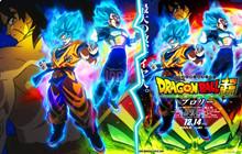 Dragon Ball Super: Broly tung trailer cho cộng đồng chiêm ngưỡng sức mạnh kinh hoàng cua siêu Saiyan huyền thoại