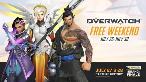 Overwatch tiếp tục mở cửa miễn phí vào cuối tuần sau, mừng Wrecking Ball ra mắt