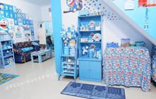 Chiêm ngưỡng căn nhà của cặp vợ chồng trẻ, thiên đường của fan hâm mộ Doraemon là đây chứ đâu