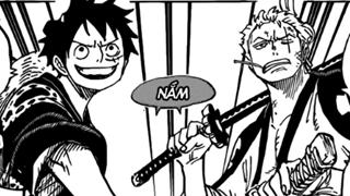 One Piece 912: Cùng săm soi những chi tiết cực kỳ thú vị trong Chapter lần này nhé