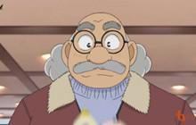 Cuối cùng sau bao nhiêu năm tiến sĩ  Agasa trong CONAN cũng được tác giả Aoyama Gosho minh oan không phải là trùm cuối !