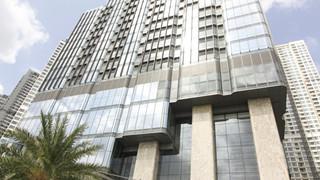 Toàn cảnh Landmark 81 - Tòa nhà cao nhất Việt Nam trong buổi sáng khai trương