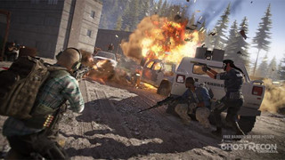 Ghost Recon: Wildlands chứa đựng chi tiết ẩn về một tựa game khác của Ubisoft