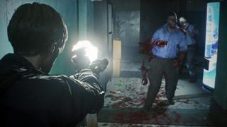 Resident Evil 2 Remake hé lộ video gameplay trên PS4