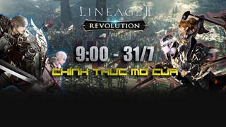 Lineage 2 Revolution khởi đầu Open Beta đáng tiếc khi server quá tải