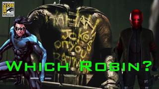 Zack Snyder chính thức xác nhận số phận Robin trong DCEU