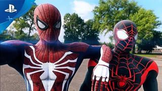 Kẻ thù trong Spider-Man sẽ không mạnh lên theo cấp độ người chơi