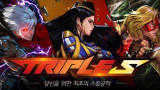 Triple S - Game nhập vai hành động màn hình ngang siêu chất mở cửa đăng kí sớm
